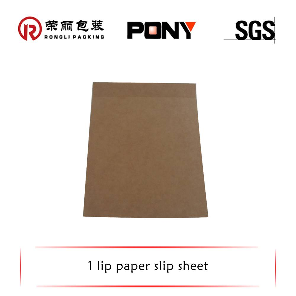 slip sheet made by high quality kraft paper