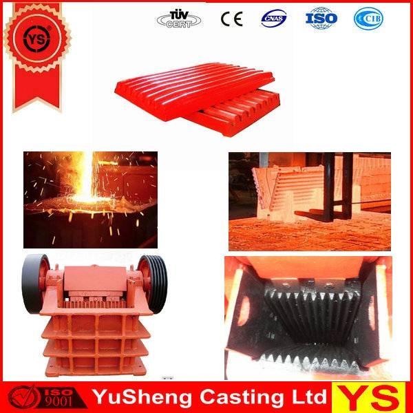Jaw Crusher Spare Parts, Jaw Crusher Parts, Jaw Crusher Spares