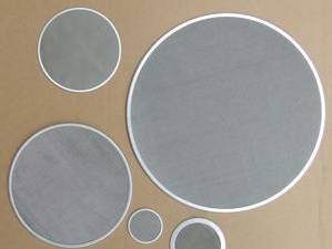 High Quality Stainless Steel Package Edge Filter