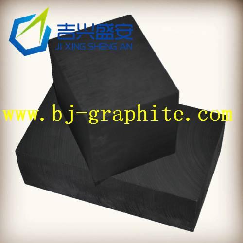 High-density graphite blocks / carbon blocks