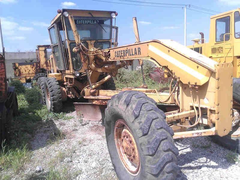 Used CAT 14G Motor Grader