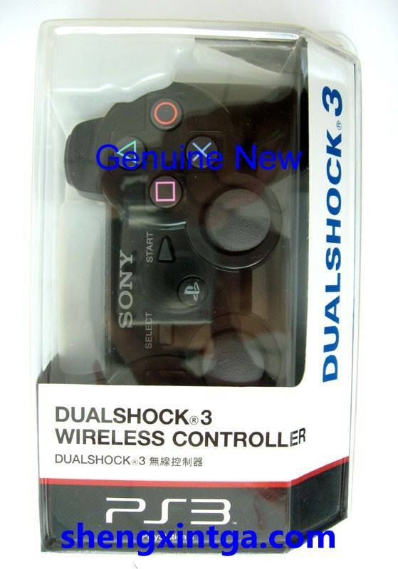 DualShock 3 Wireless Bluetooth SIXAXIS Controller for PS3