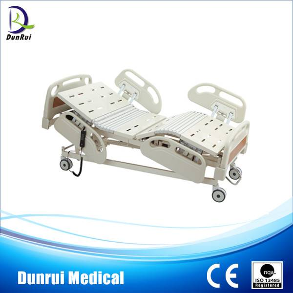 five functions electric cpr hospital bed
