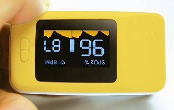 cheap pulse oximeter