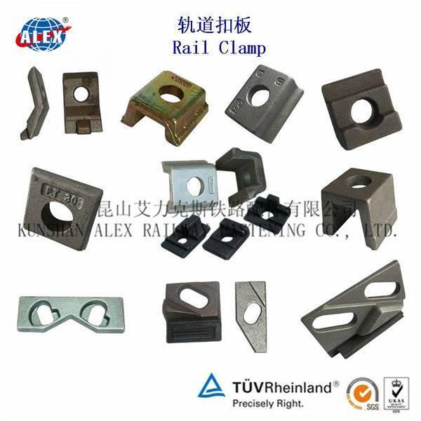 Rail clamp,railway clamp,railroad clamp