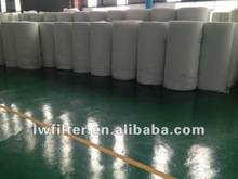 longwell brand auto spraybooth air filter media supplier
