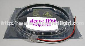 2012 new and hot led tape 3528 silicon tube