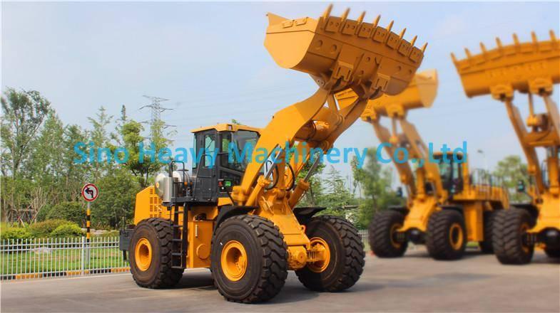 LW300K/1.8 m³ ,10t Wheel loader