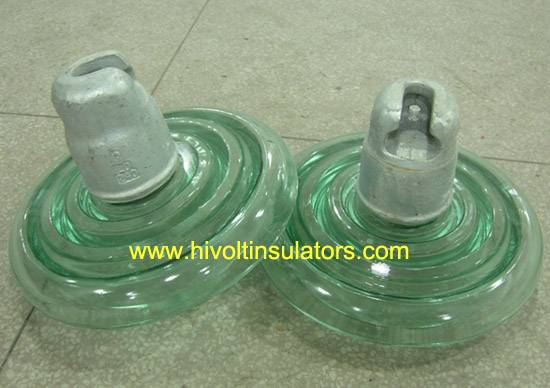supply high quality glass insulator
