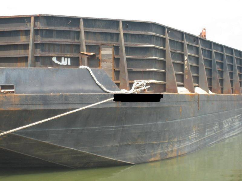 Barge 270 feet for sale