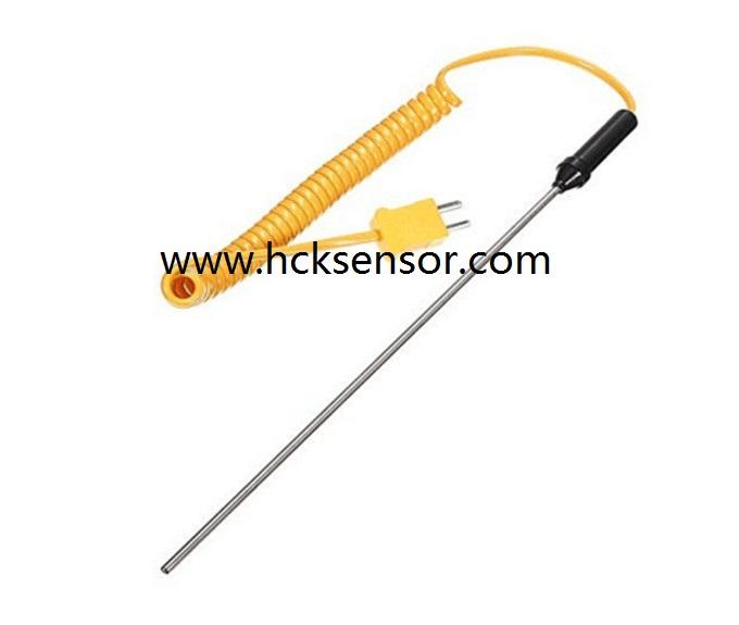 high temperature K thermocouples handheld temperature measurement