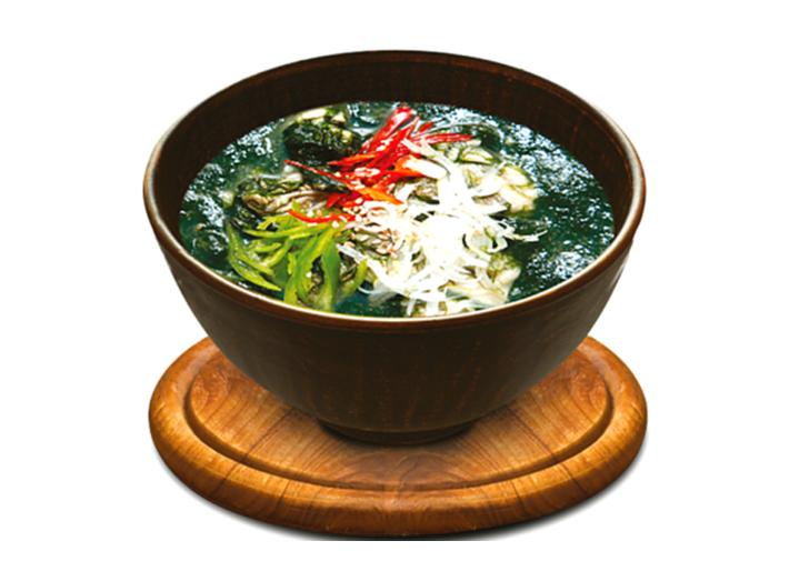 Seaweed Fulvescens Soup