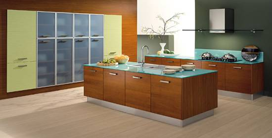 Kitchen Cabinets,American Style Kitchen Cabinets, Oak Kitchen Cabinet,Solid Wood Cabinet