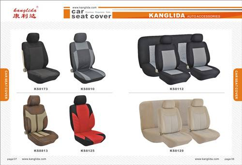 Polyester land rover car seat cover
