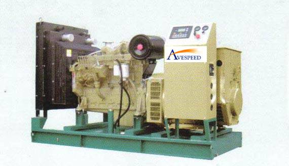 280KW silent Diesel Generator sets with ATS