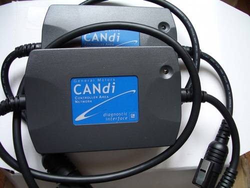 TECH-2 CANDi Interface