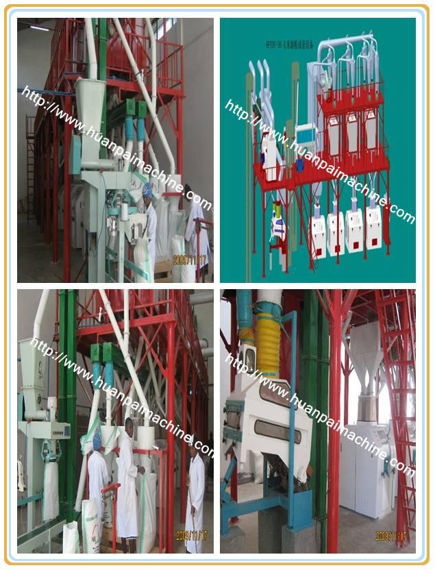 flour milling machine for wheat,maize,corn