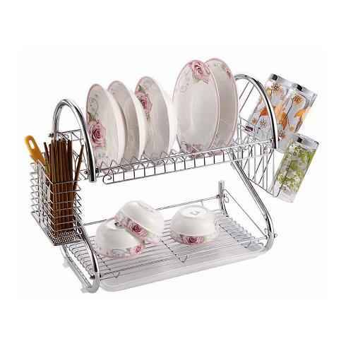 2-layer Bowl & Dish Rack