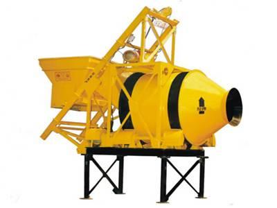 dongchen jzc400 concrete mixer