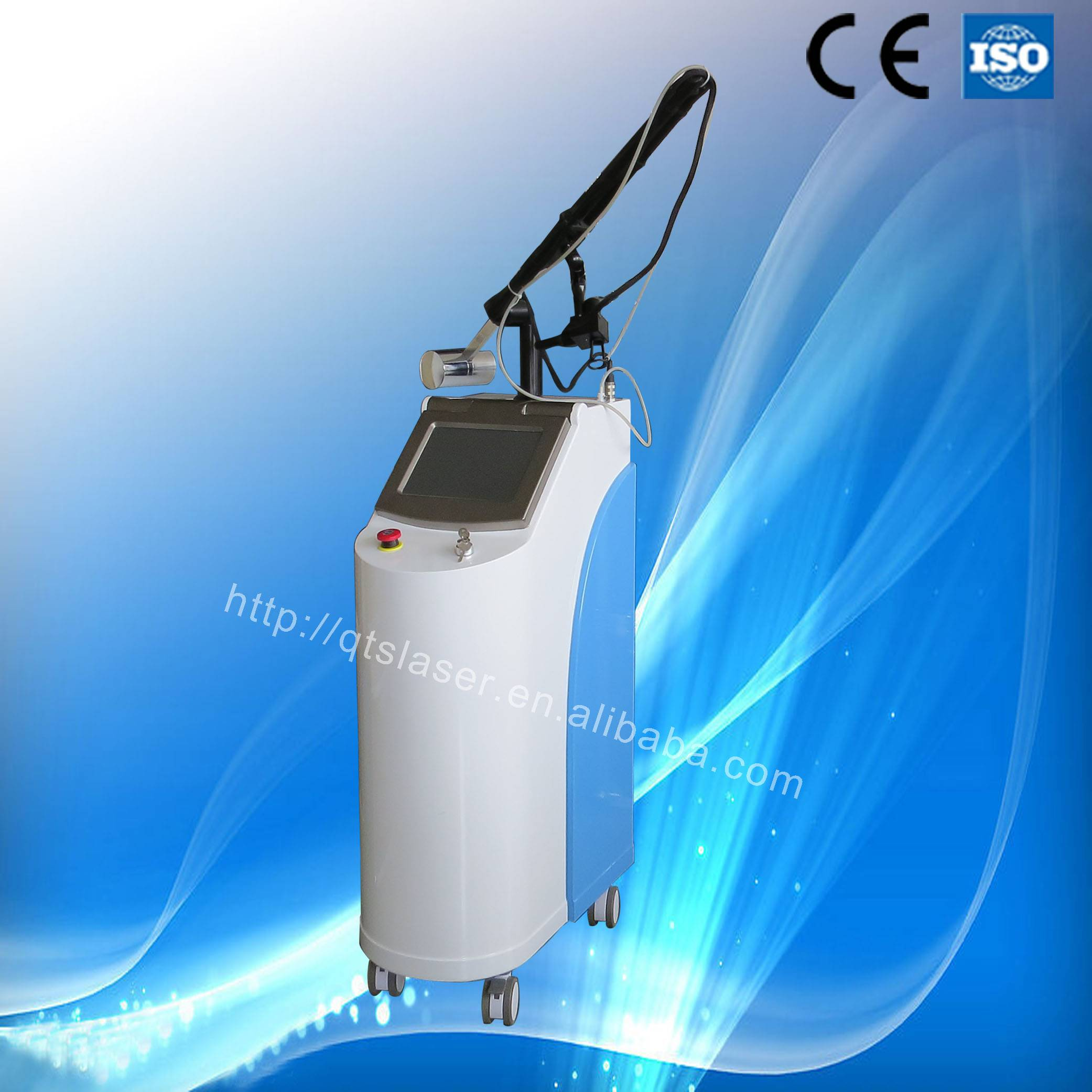 Professional Pigment Removal CO2 Fractional Laser