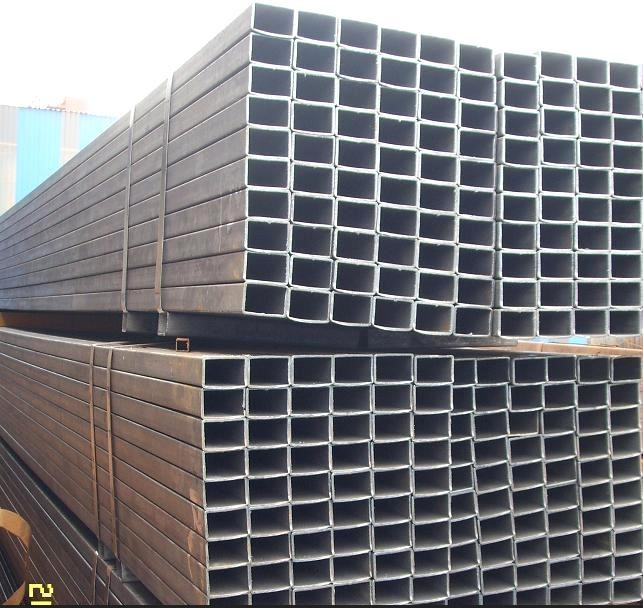 Hollow Structural Sections of Carbon Steel Rectangular Pipes Galvanized