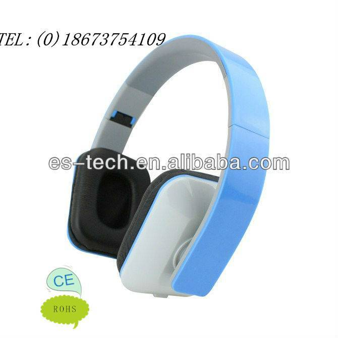 DJ headphone for fashion with colorful high quality sound