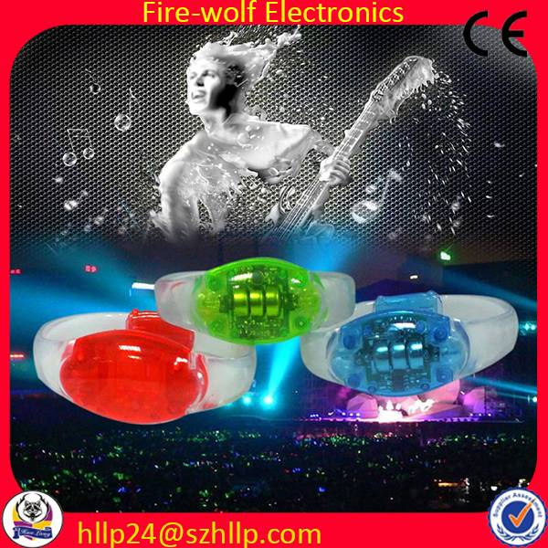 Sound Activated Led Bracelet music control led bracelet