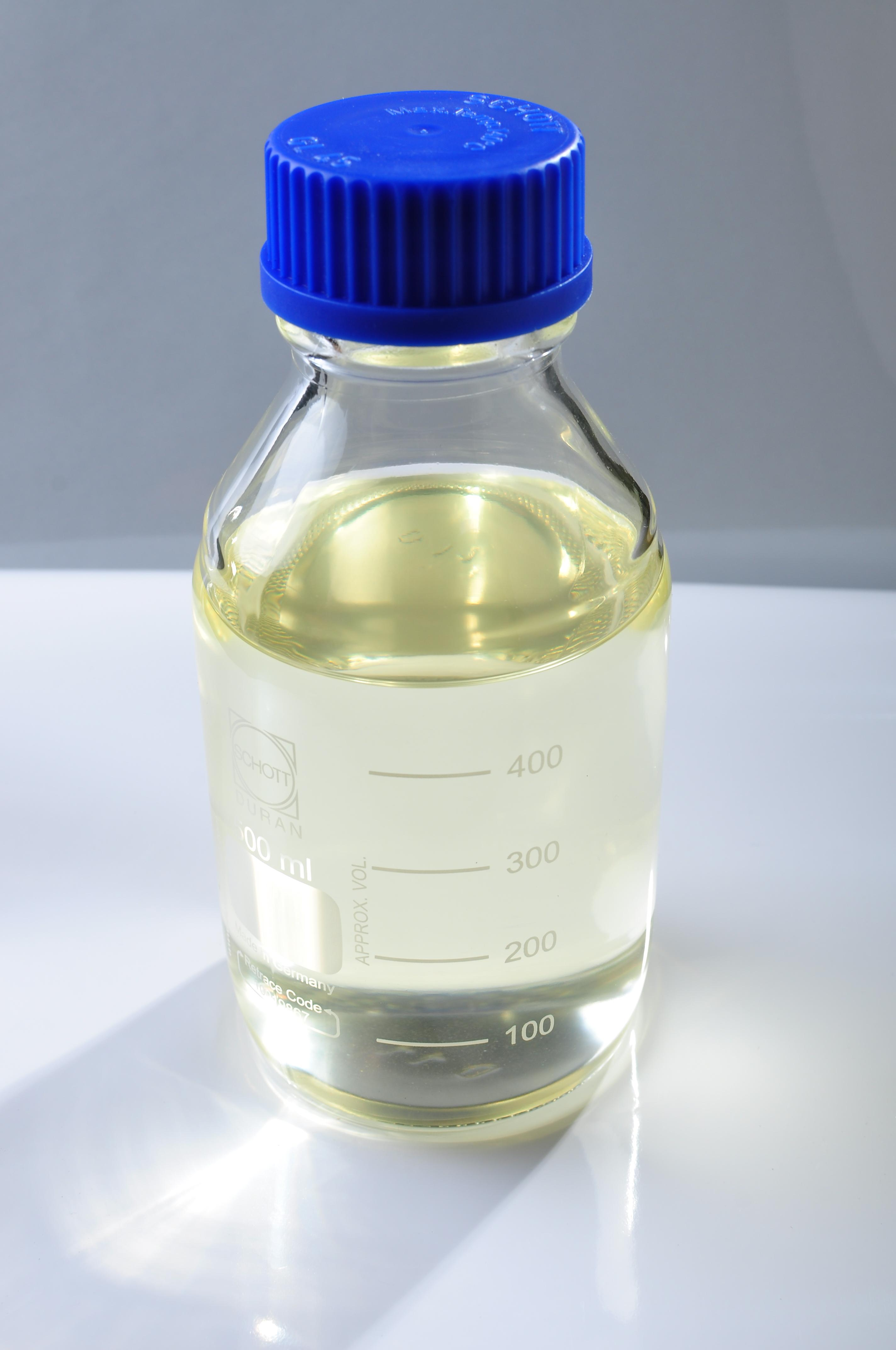 UCO biodiesel with ISCC