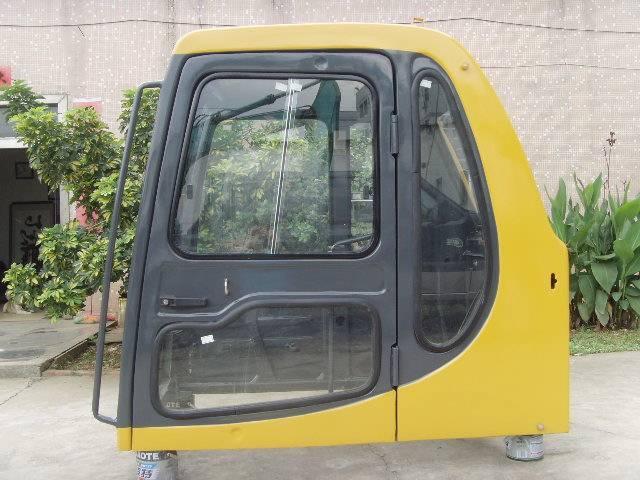komatsu excavator PC200-6 cab cabin