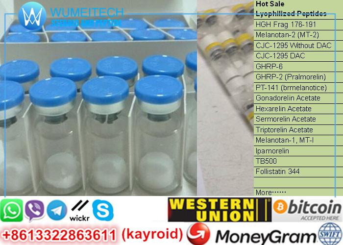 Triptorelin 2mg Peptide Triptorelin Acetate Prostate Cancer Treatment Decapeptide