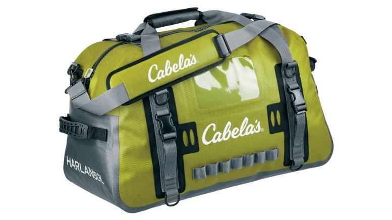 Cabela's Harlan 50-Liter Duffel