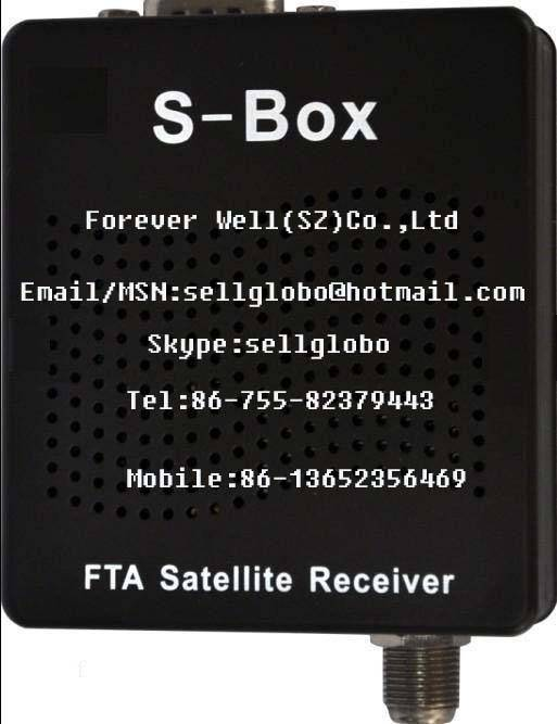 Mini FTA S-BOX dongle