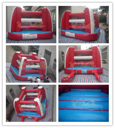 Small Inflatable Boxing Ring