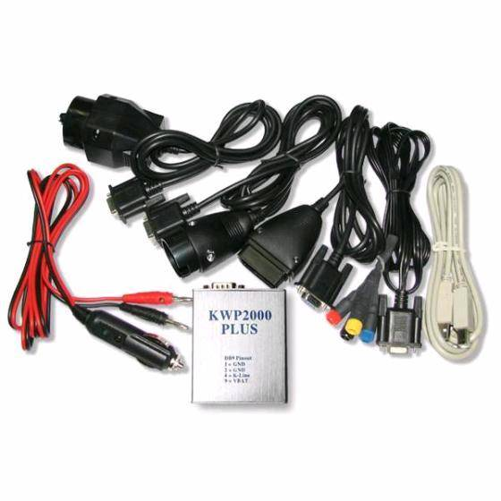KWP2000 ECU Plus Flasher Car Diagnostic Chip Tuning