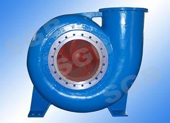 DT Series High Pressure Horizontal Desulphurizaiton Slurry Pump