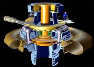 Professional design francis water turbine generator