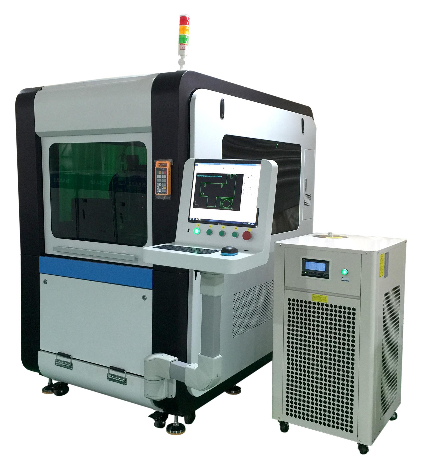 750W 6040 Fiber Laser Cutting Machine 300/500W fiber laser cutting machine Small Fiber Laser Cutter