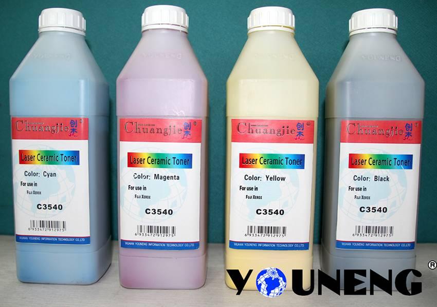 ceramic decal paper printing laser ceramic printing CMYK ceramic toner