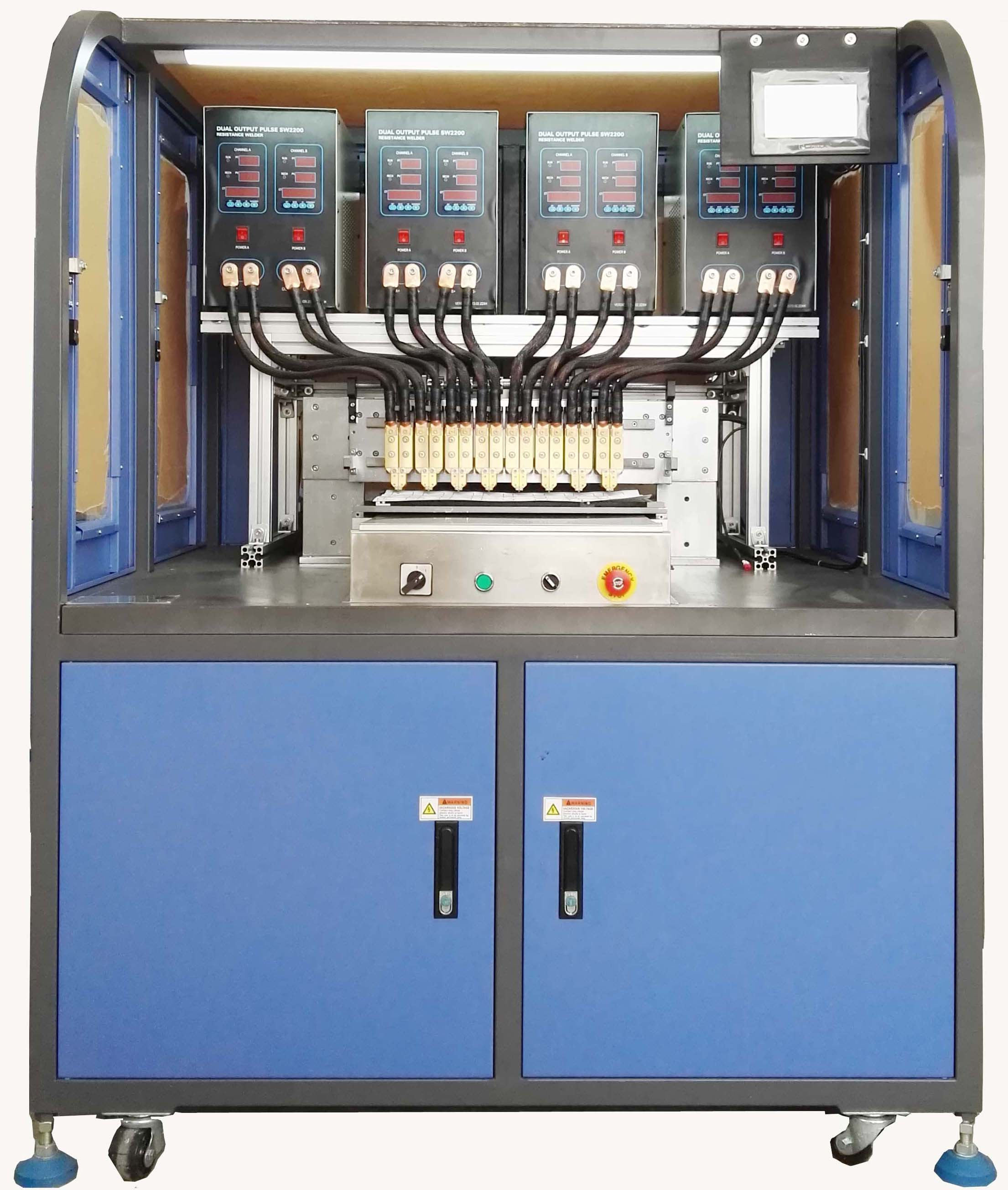 Contactless Card Chip Bonding Machine YCB-18