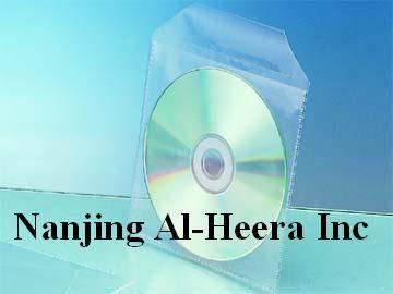Clear PP CD Sleeves