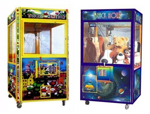 Toy Crane Vending Machines