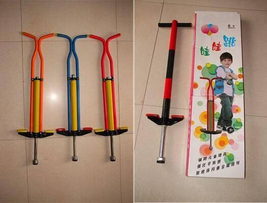 Pogo Stick / Jumping Stick (Children Toys)