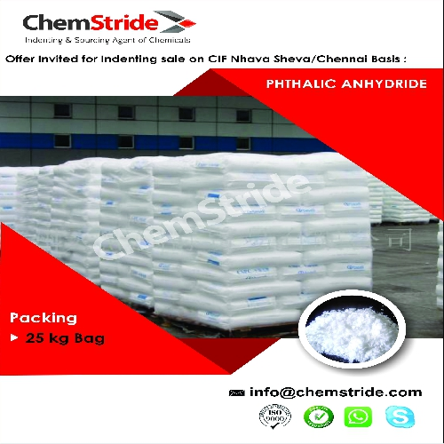 Inquiry for phthalic anhydride