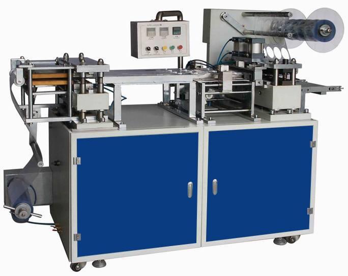 ZD-420 Plastic Lid Machine