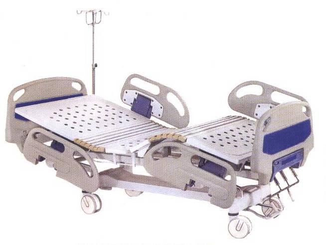 ABS bed three crank hospital bed(order no:HD-E3)