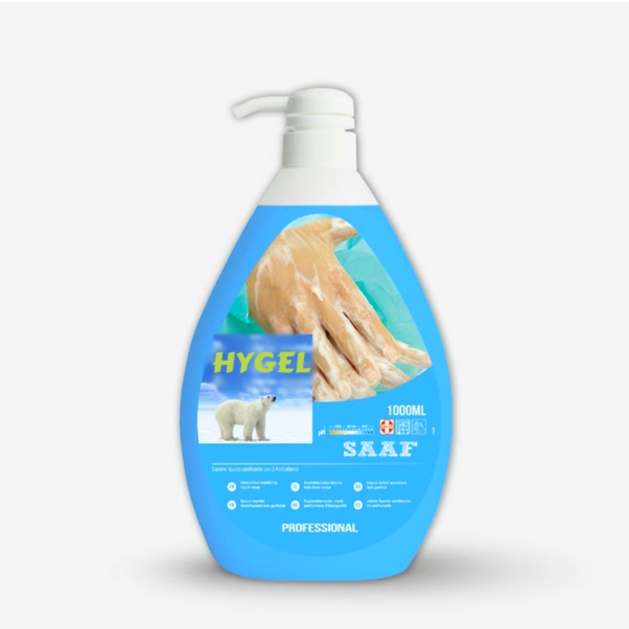 Unscented Antibacterial Soap