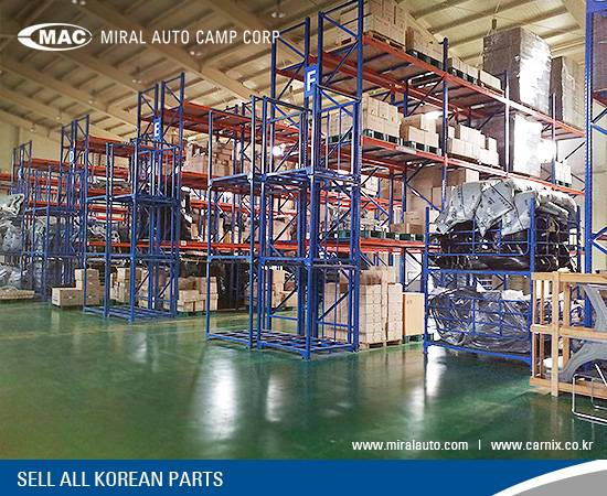 Sell All Korean Auto Spare Parts