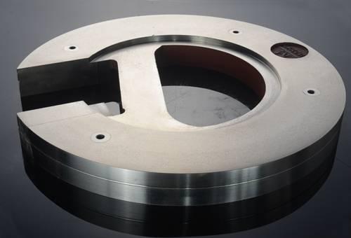 grinding ball plates