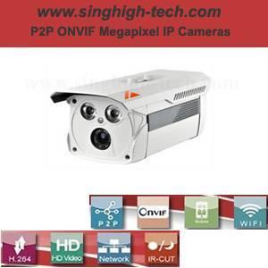P2p Onvif 2.0MP 1080P Waterproof IR IP Camera (NS6373)