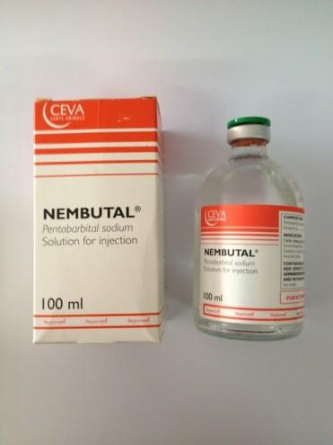 Nembutal pentobarbital sodium